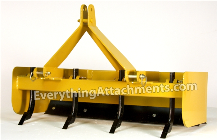 Compact Tractor Box Blade