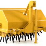 Alternating Depth Lawn Aerator - Core Plugger Image 3
