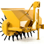 Alternating Depth Lawn Aerator - Core Plugger Image 4