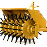 Alternating Depth Lawn Aerator - Core Plugger Image 6