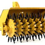 Alternating Depth Lawn Aerator - Core Plugger Image 8