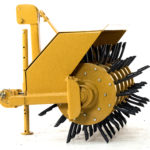 Alternating Depth Lawn Aerator - Core Plugger Image 9