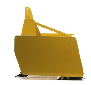 Standard Shank Box Blade Scraper With Lockable Floating Tailgate image4