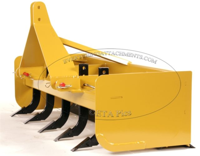 XTreme Duty Box Blade For Utility Tractors