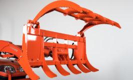Wicked Root Rake Grapple For Kubota BX Tractors