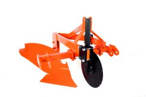 land shark 12 inch plow for subcompact tractors