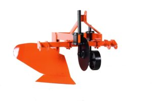 land shark 12 inch plow for subcompact tractors angle